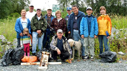 Chilliwack Vedder River Cleanup Society